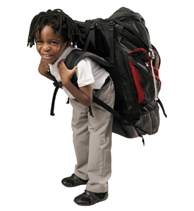 b2e89672ff9f Back-to-School  Heavy Backpacks Hazardous to Your Child s Health ...